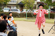 clown akio SHOW